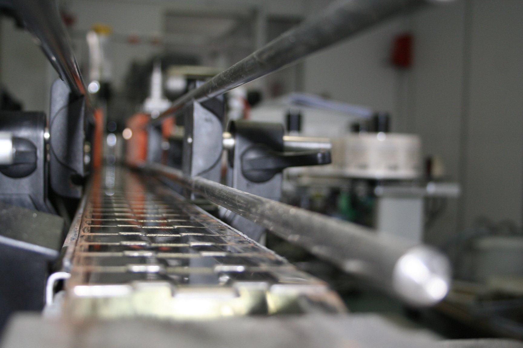 Chaine de production cels laboratoire